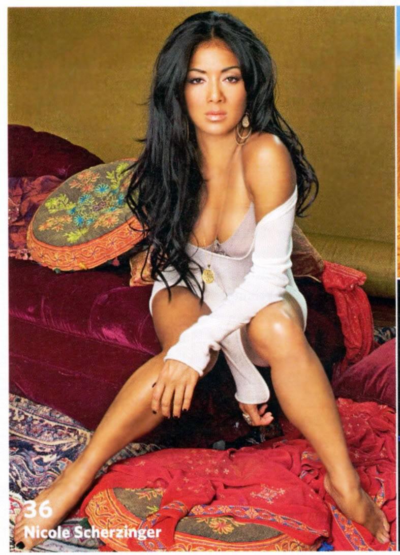 Nicole Scherzinger Fee... Ethnicity Of Nicole Scherzinger