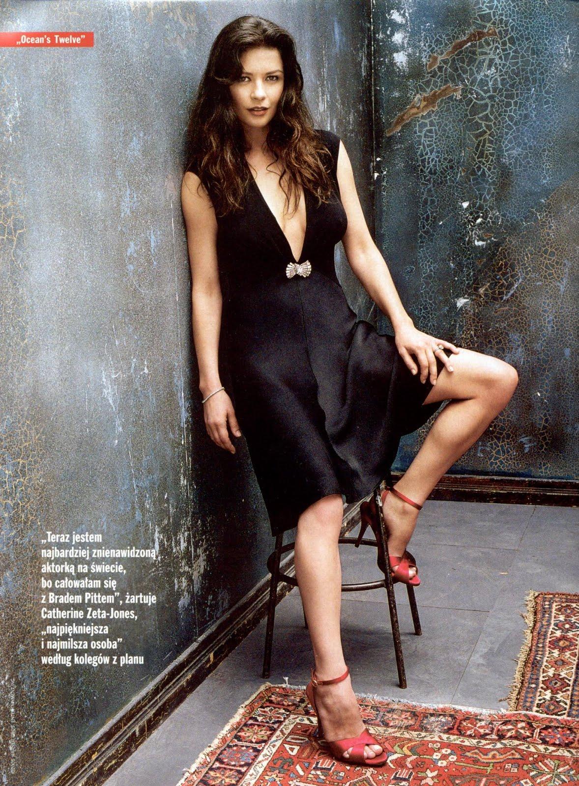 Catherine Zeta Jones Celebrity Pictures