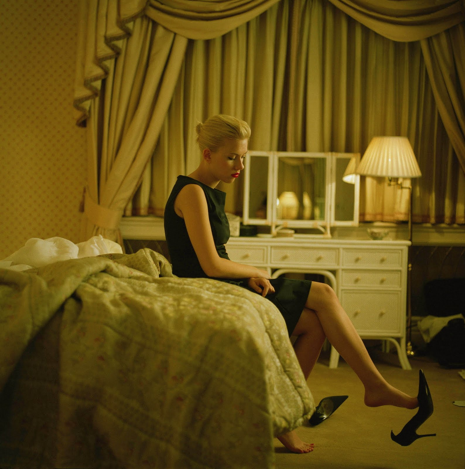 Niederlande Infos Pictures Of Scarlett Johansson Barefoot