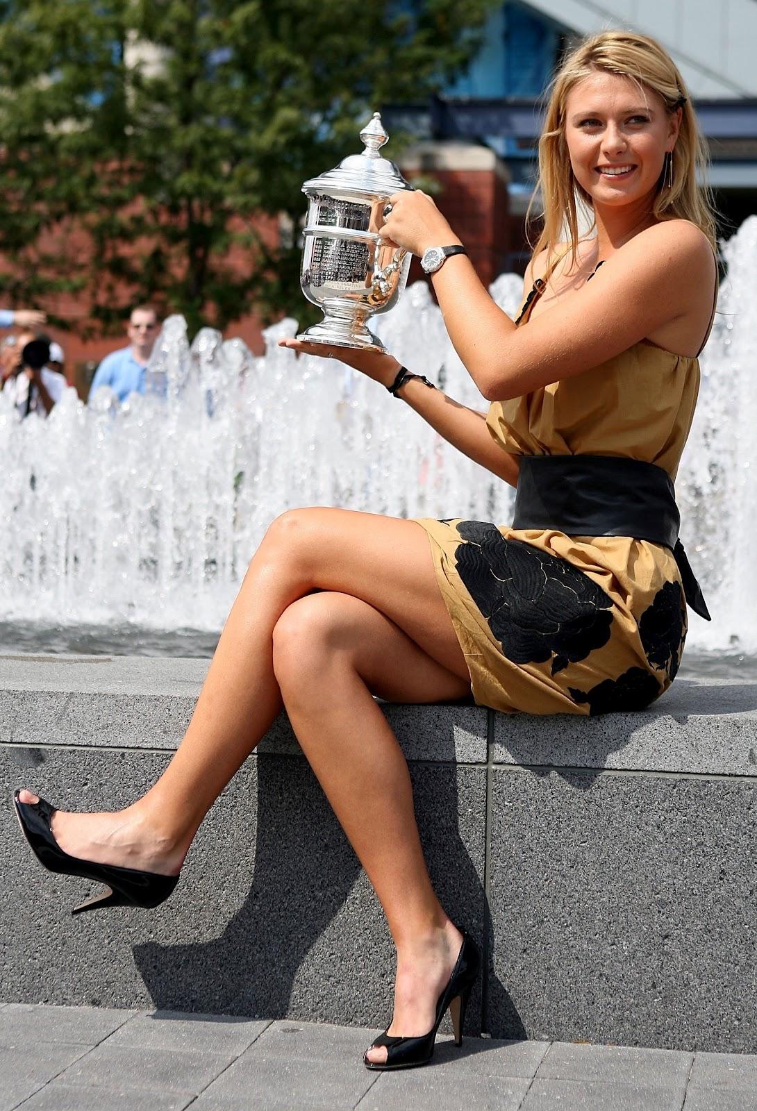 Maria Sharapova | Cele...