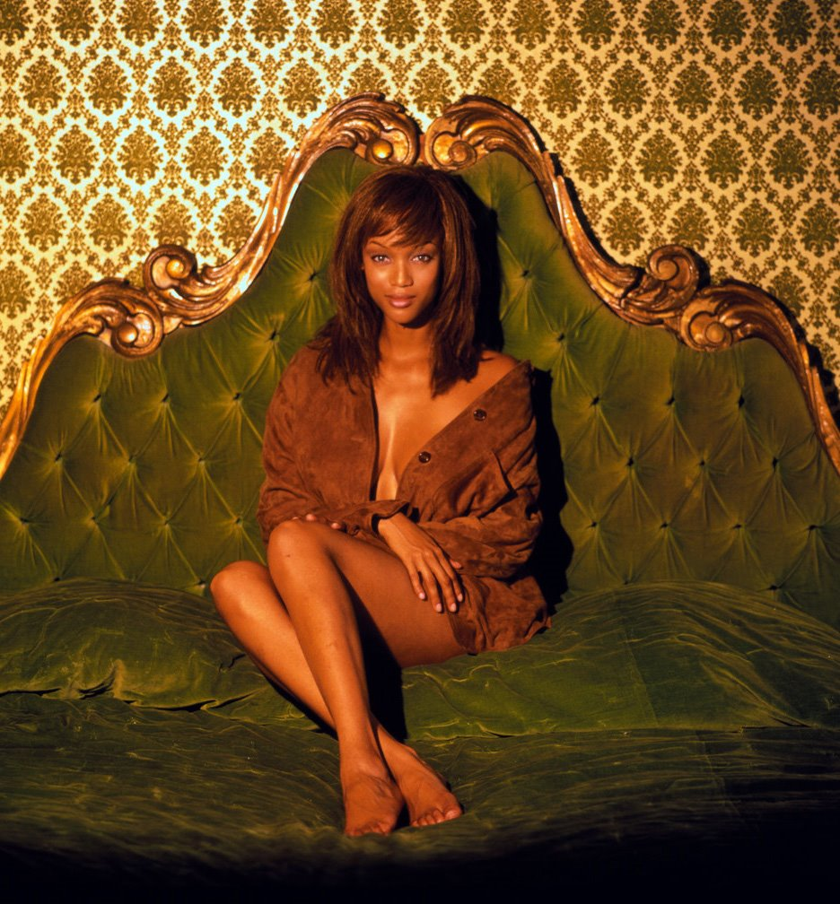 Tyra Banks Famous For: Celebrity Pictures