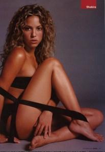 Shakira Feet