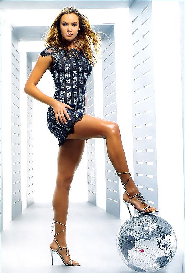 Kristanna Loken nackt, Oben ohne Bilder, Playboy Fotos