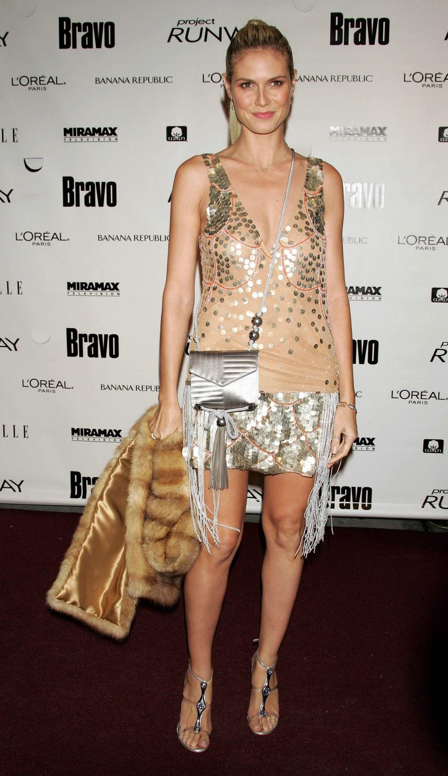 Heidi Klum Is Leaving 'America's Got Talent'   Celebrity Page