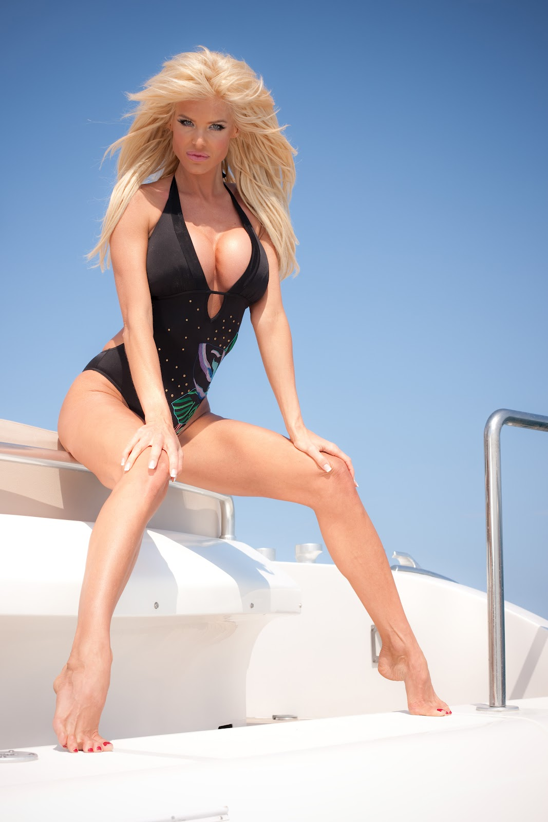 Victoria Silvstedt Feet Celebrity Pictures