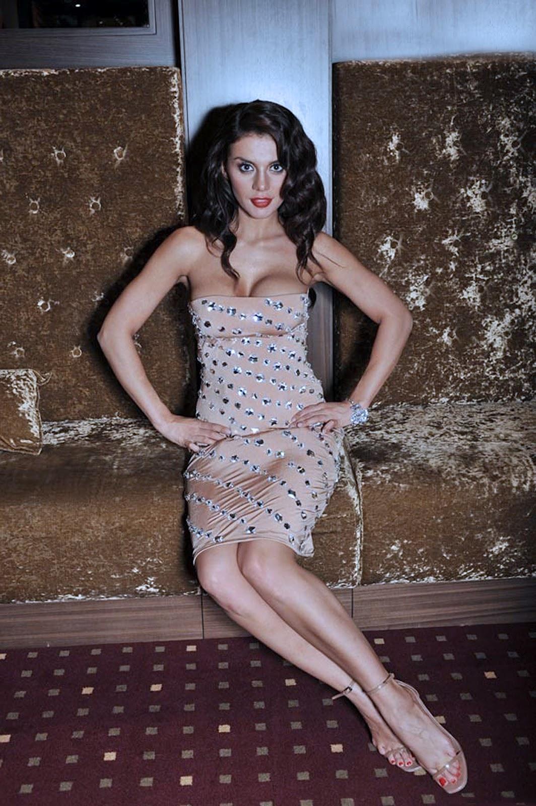 Famous Hot Ukrainian Singer Anna Sedokova