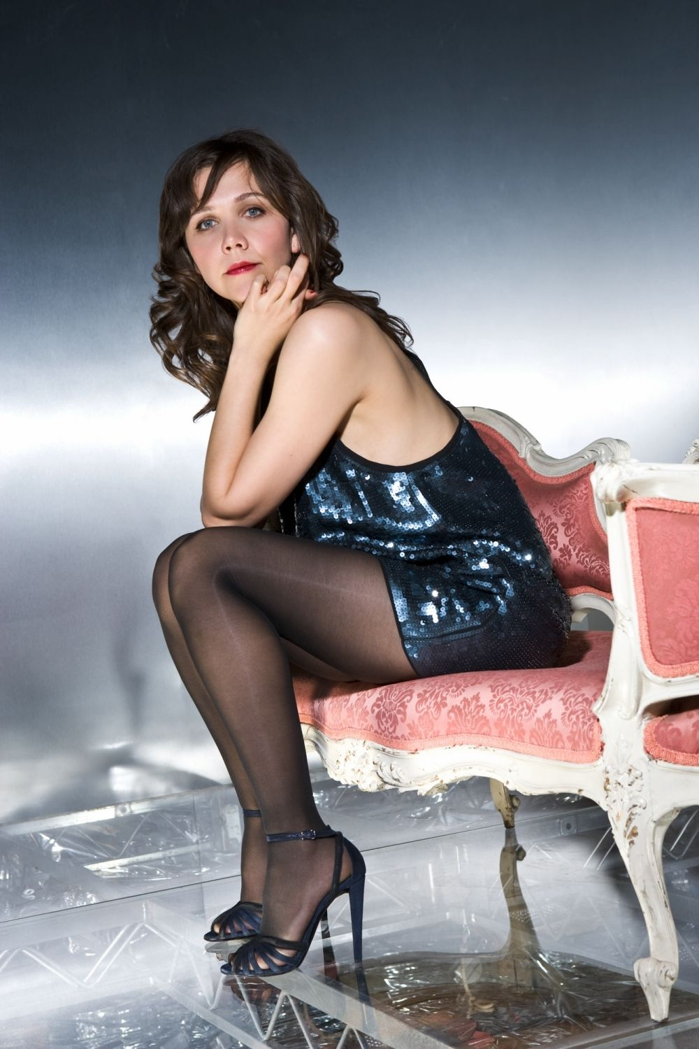 Maggie Gyllenhaal Feet Celebrity Pictures