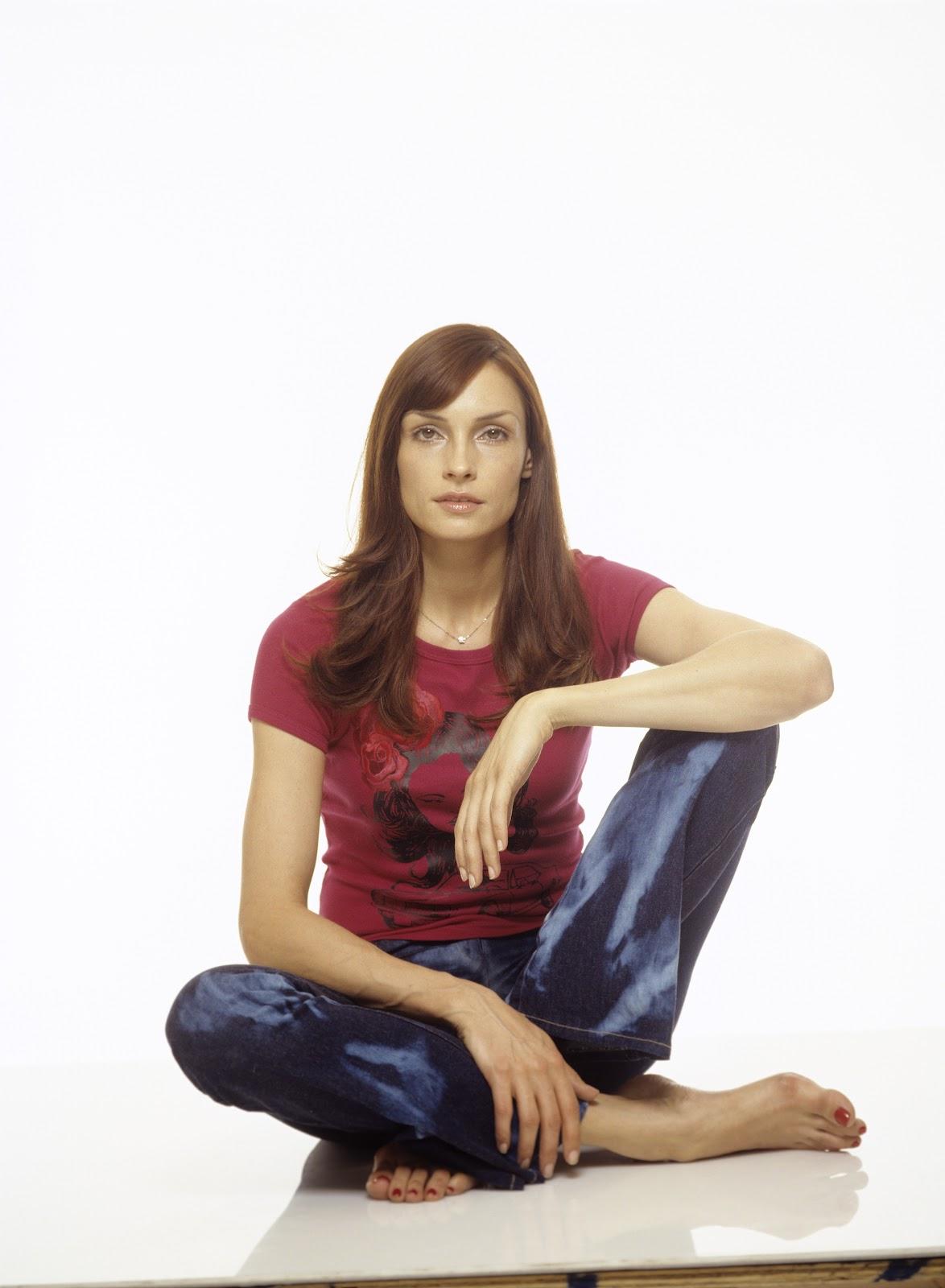 Famke Janssen Feet  Celebrity Pictures-4400