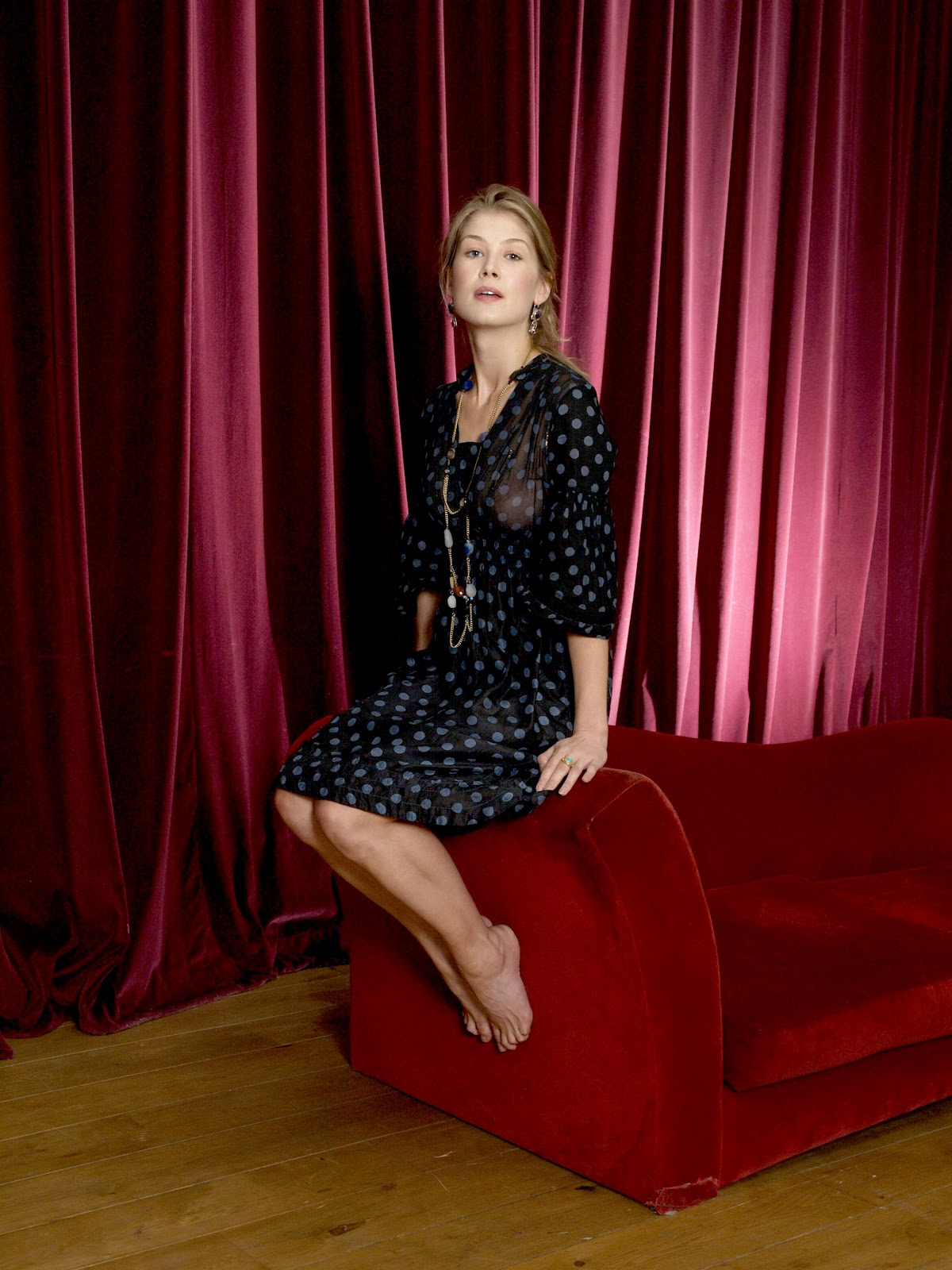 Rosamund Pike  Celebrity Pictures-3600