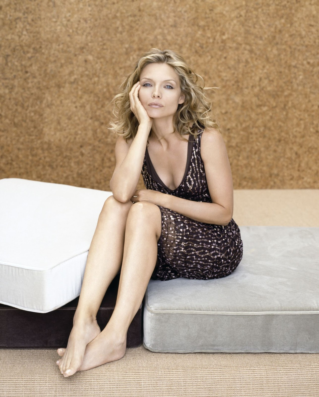Opinion, Michelle pfeiffer breasts was