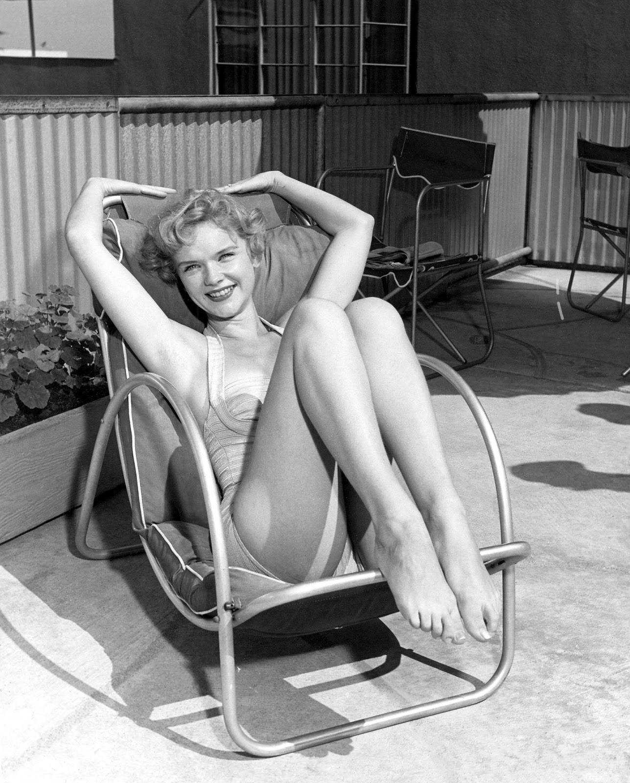 Anne Francis Feet  Celebrity Pictures-2883