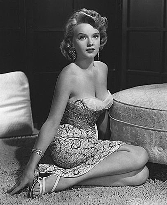 Anne francis nude confirm. agree