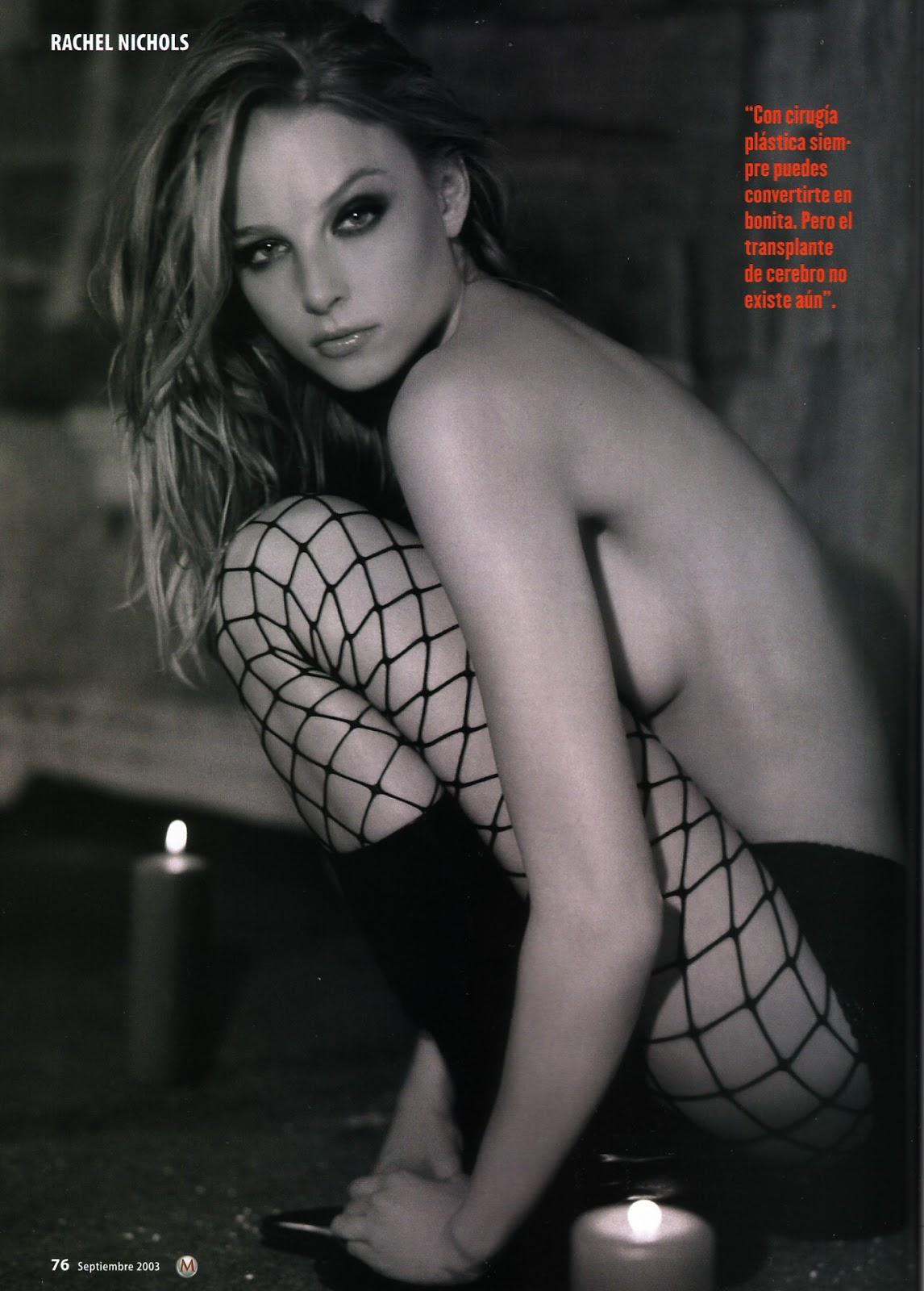 Rachel Nichols  Celebrity Pictures-9475