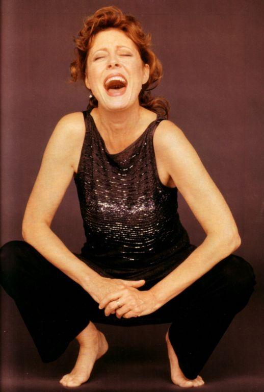Susan Sarandon Feet  Celebrity Pictures-4081