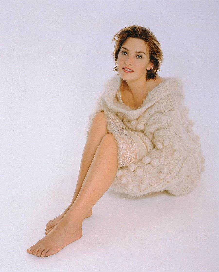 Kate winslet feet celebrity pictures