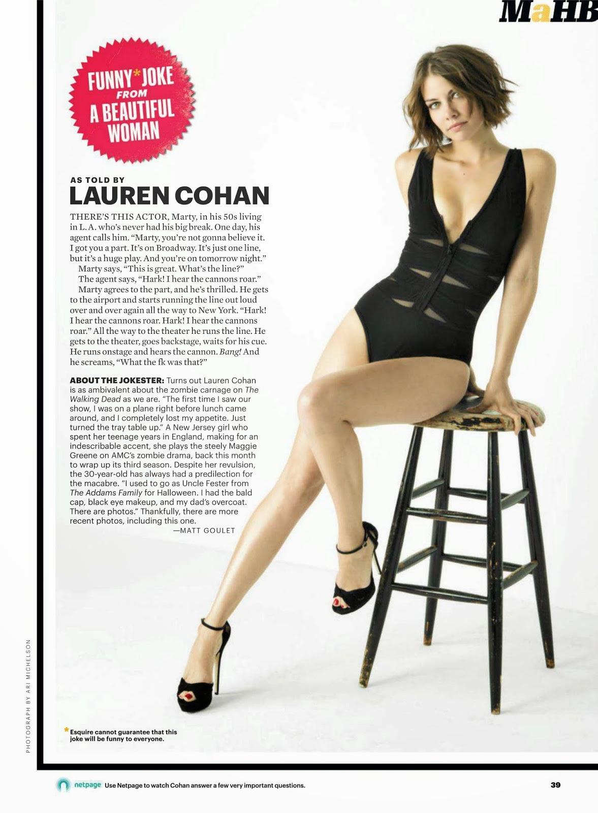 Lauren Cohan | Celebrity Pictures